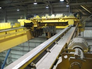 Ellsen 100 ton overhead crane for sale