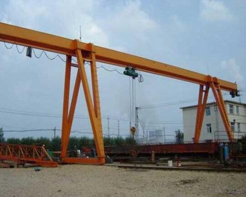 Ellsen single girder gantry crane 5 ton for sale